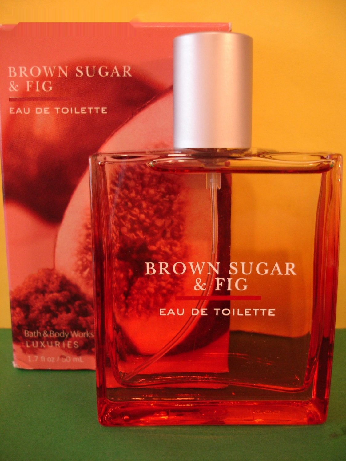 Bath And Body Works Brown Sugar Amp Fig Perfume Edt Full Size