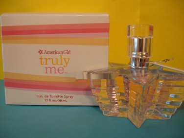 Bath Body Works American Girl Truly Me Perfume EDT Spray Full Size