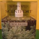 Bath and Body Works 2 Fresh Balsam Scentport Refill