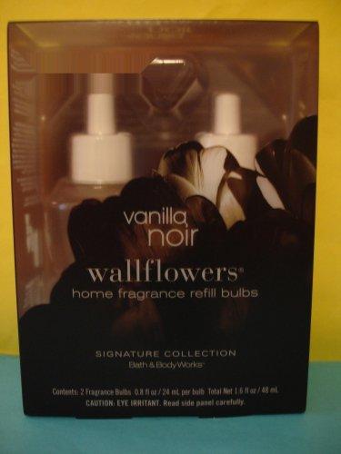 Bath & Body Works 2 Vanilla Noir Wallflower Refills