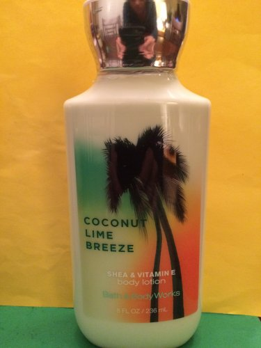 Bath & Body Works Coconut Lime Breeze Body Lotion
