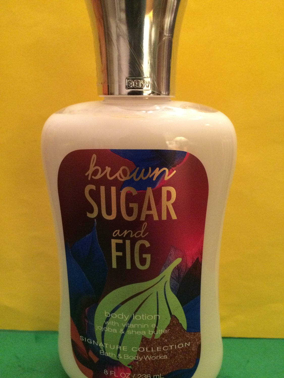 Bath and Body Works Brown Sugar & Fig Lotion Full Size