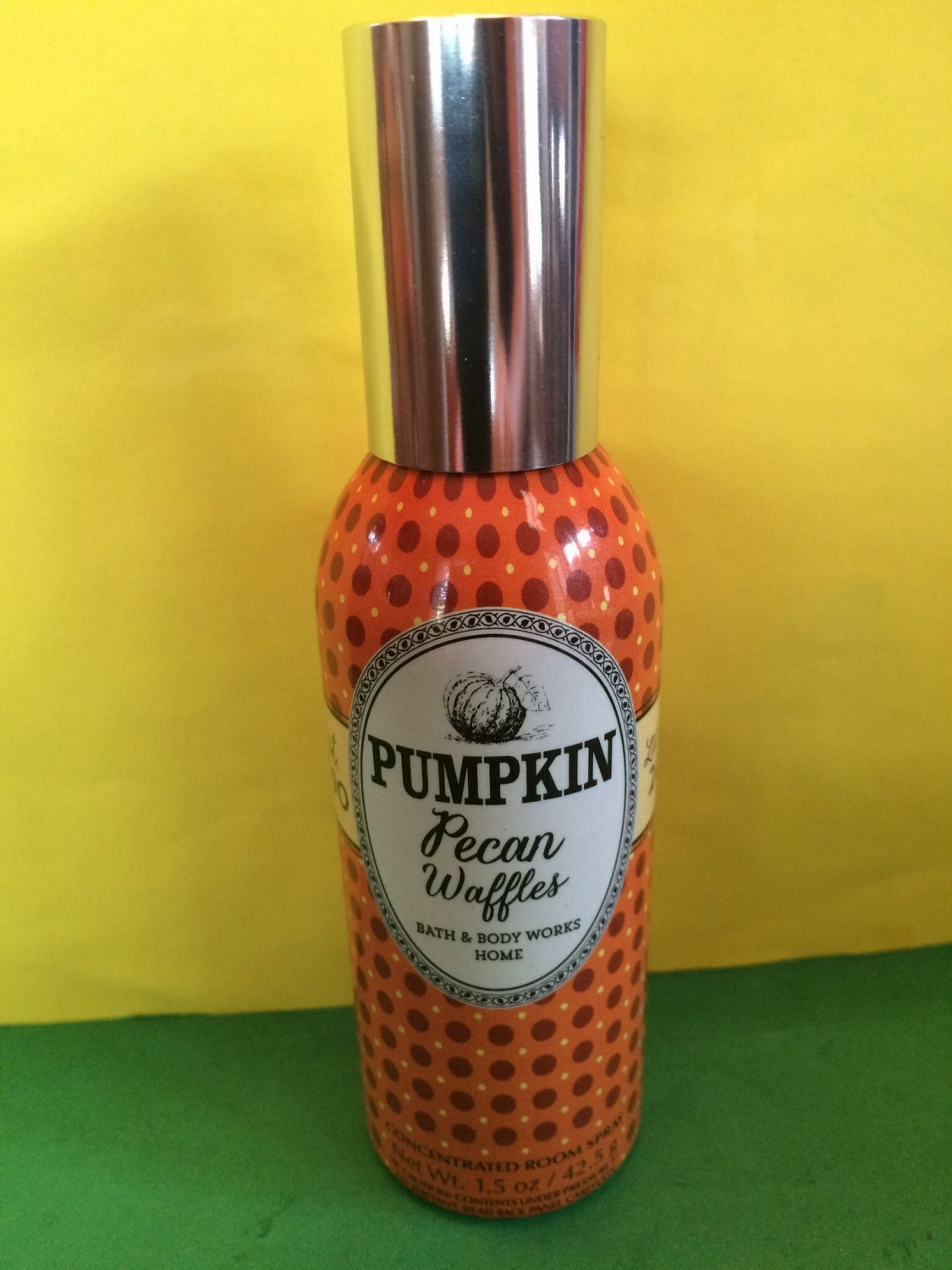 Bath Amp Body Works Pumpkin Pecan Waffles Home Fragrance Spray