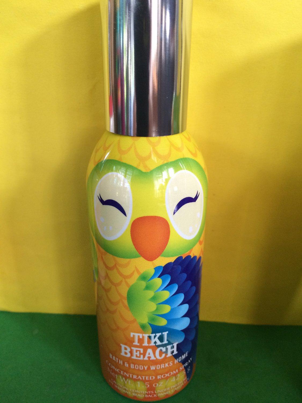 Bath Amp Body Works Tiki Beach Home Fragrance Spray