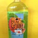Bath & Body Works Peach and Honey Almond Shower Gel Full Size
