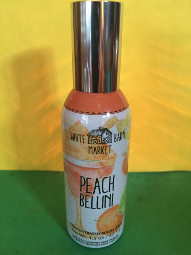 Bath & Body Works Peach Bellini Home Fragrance Spray