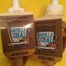 Bath & Body Works 2 Vanilla Chai Wallflower Refill