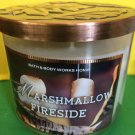 Bath & Body Works Marshmallow Fireside Candle Large 3 Wick