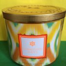 Bath and Body Works Sunkissed Days Candle Large 3 Wick