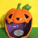 Bath and Body Works Jackolantern Pumpkin Luminary Candle Holder