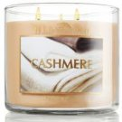 Bath and Body Works Cashmere Candle Large 3 Wick