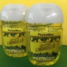Bath & Body Works 2 Limoncello Anti Bacterial Hand Gel