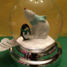 Bath and Body Works Snowglobe 3 Wick Candle Topper