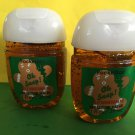 Bath & Body Works 2 Oh Snap Gingerbread Anti Bacterial Hand Gel