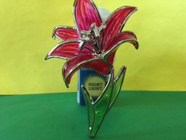 Bath and Body Works Tropical Lily Wallflower Night Light Unit