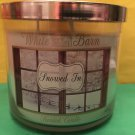 Bath & Body Works Snowed In Candle 3 Wick Large