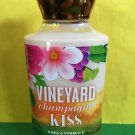 Bath & Body Works Vineyard Champagne Kiss Body Lotion Full Size