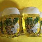 Bath & Body Works 5 Golden Pineapple Luau Anti Bacterial Hand Gel