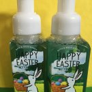 Bath & Body Works 2 Happy Easter Cotton Candy Gentle Foaming Hand Soap