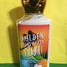 Bath & Body Works Golden Pineapple Luau Body Lotion Full Size