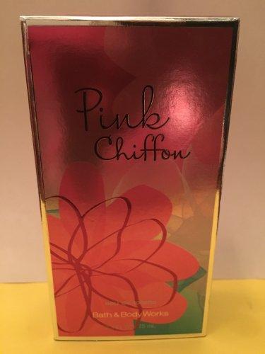 Bath & Body Works Pink Chiffon EDT Perfume Large Full Size