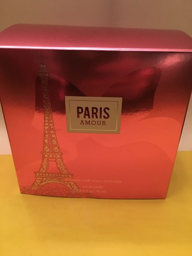 Bath & Body Works Paris Amour EDT Perfume Large Full Size