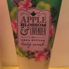Bath & Body Works Apple Blossom and Lavender Shea Body Scrub