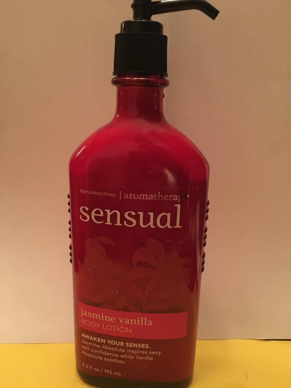 Bath Amp Body Works Aromatherapy Jasmine Vanilla Square