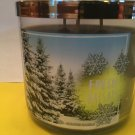 Bath and Body Works Fresh Balsam Candle 3 Wick Large