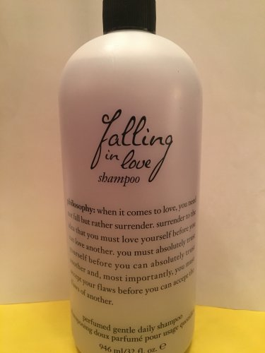 Philosophy Falling In Love Perfumed Gentle Daily Shampoo Ex Large 32 oz