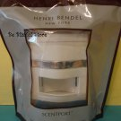 Bath and Body Works Henri Bendel 1 Warmer Scentport Wall Unit White