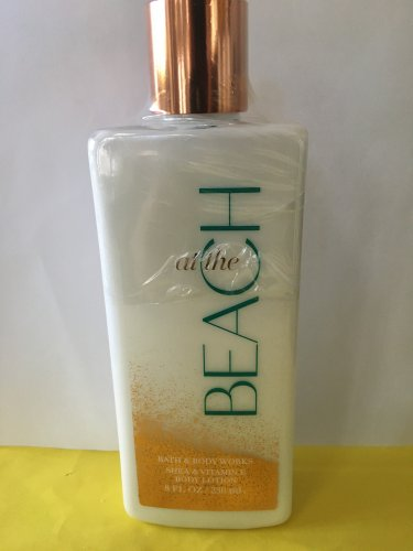 Bath & Body Works At The Beach Lotion Large 8 oz