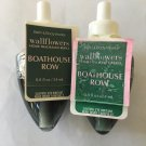 Bath & Body Works 2 Boathouse Row Wallflower Refill Bulbs
