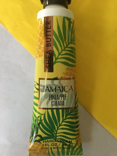 Bath & Body Works Jamaica Pineapple Colada Hand Cream