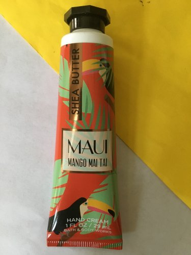 Bath & Body Works Maui Mango Mai Tai Hand Cream