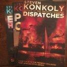Steven Konkoly Apocalyptic Series Books 2-4 Event Horizon  Point of Crisis
