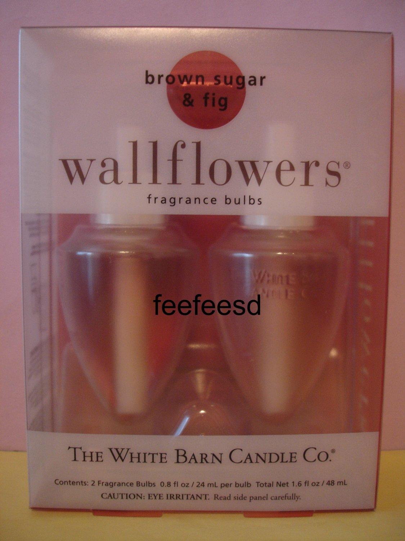 Bath Amp Body Works 2 Brown Sugar Amp Fig Wallflower Refill
