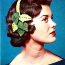 Clip-On Hat - Headband Pattern - Vintage 723049