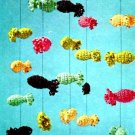 Fish Mobile Crochet Pattern Vintage 723062 - Make and Sell.