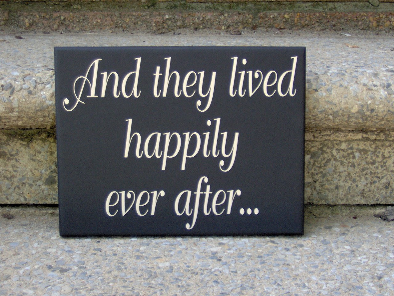 and they lived happily ever after - HD1280×960