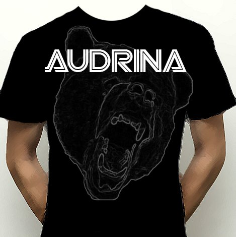 Audrina Bear Shirt (Small)+EP