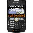 Convert/Unlock/Flash Your Nextel Blackberry 7100i/7520/8350i to Use On Boost Mobile Boostberry