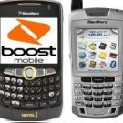 Nextel Blackberry Conversion Kit for 8350i 7520 and 7100i To Work On Boost Mobile BoostBerry