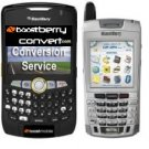 CD Convert Nextel Blackberry 7100/8350i to Boost Mobile