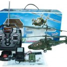 NEW Apache 9088 R/C Helicopter Double HorseTurbine 3 Ch