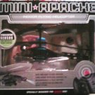 THE BADDEST Propel Toys R/C Mini Apache Helicopter LED