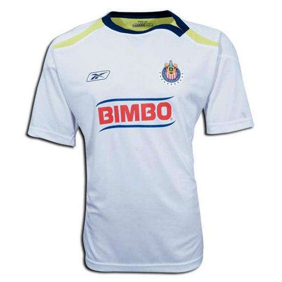 REEBOK Bimbo CHIVAS HOME Jersey shirt GUADALAJARA 2009 Men Medium