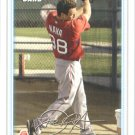 2010 Bowman Prospects #BP47 Daniel Nava Baseball Card