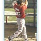 2010 Bowman Prospect #BP47 Daniel Nava Baseball Card