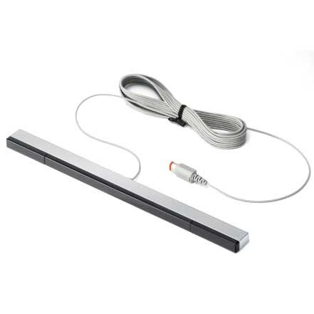 Wii Infrared Ray Inductor Sensor Bar
